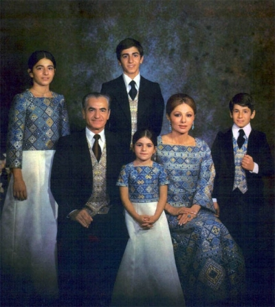 The Pahlavi Family